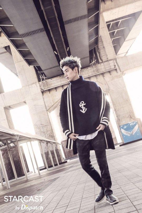 Mark (Rapero, Vocalista y Bailarín)