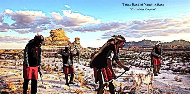 The Texas Band of Yaqui Indians - Home