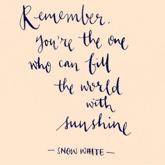 Snow White quote