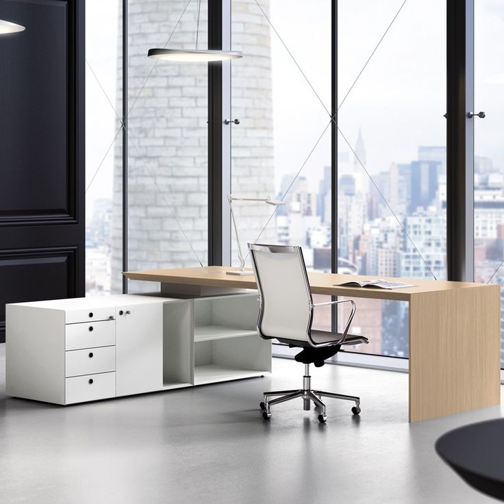 Big discount luxury office furniture melamine fireproof vintage executive office desk