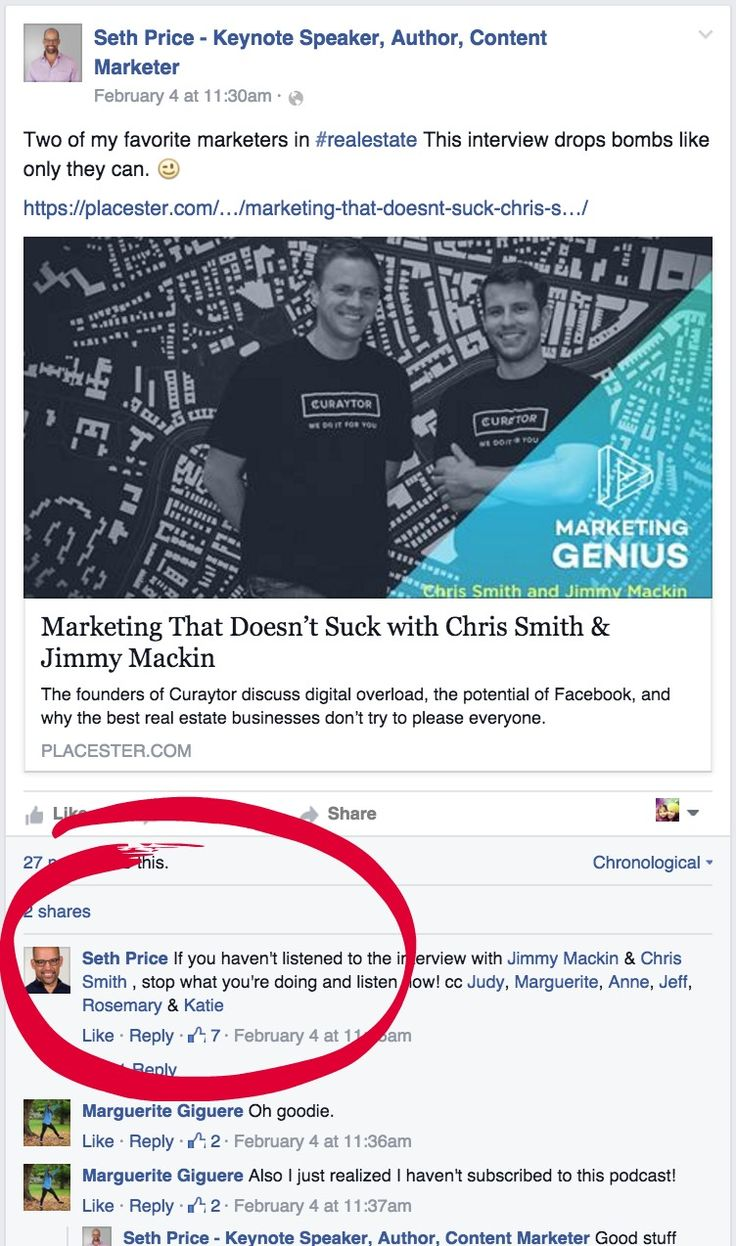 Comment on your facebook business page posts using your personal profile and tag specific people business pagessocial mediahacks