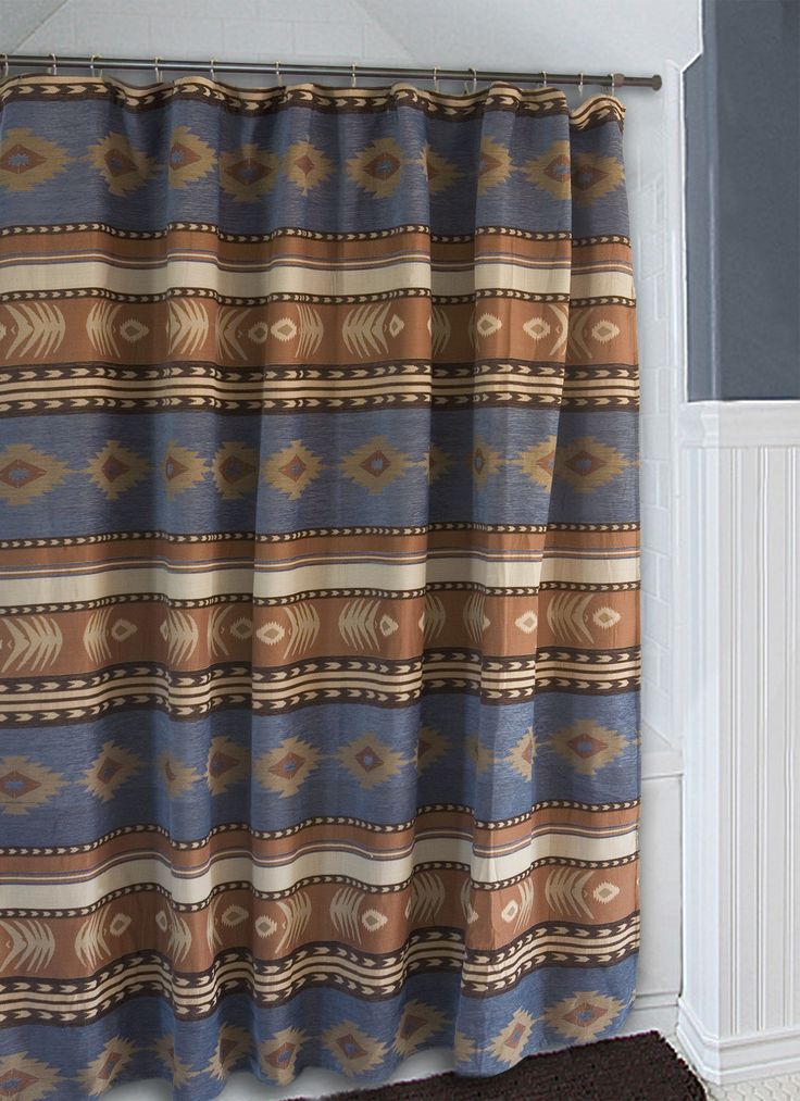 Best 25+ Southwestern shower curtains ideas on Pinterest ...