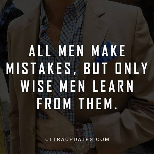 Mistake doesn't mean you are done; you should not try again, rise again. We all make mistakes in daily basis, some are big some are small. Making mistakes means you are alive , you are trying…