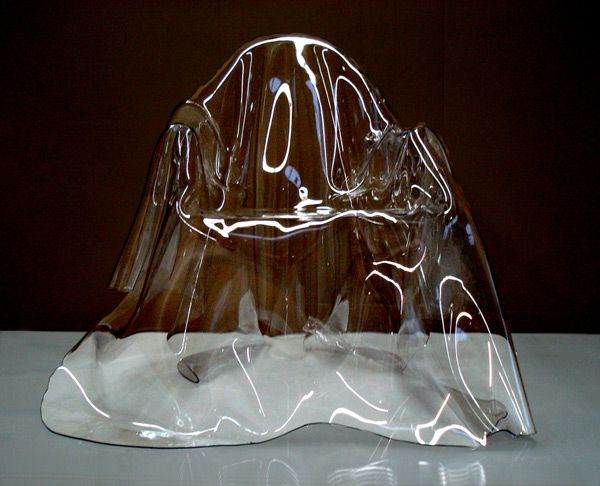 Valentina Gonzalez - The Ghost chair. Sculptural Furniture.