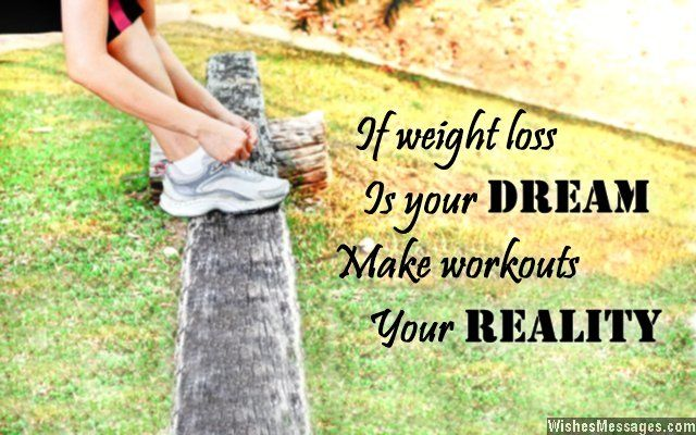 Men Weight Loss Motivational Quotes ...you will achieve if you think you will achieve