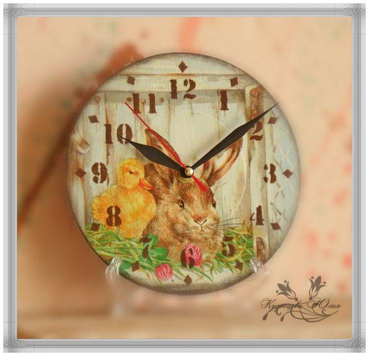 Анонс аукциона на часы для детской - Ярмарка Мастеров - ручная работа, handmade