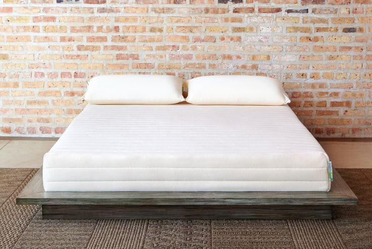Latex pillows + latex mattress = A match made in heaven