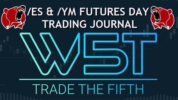 Sharetweetgoogle Linkedines Ym Emini Futures Day Trading Journal