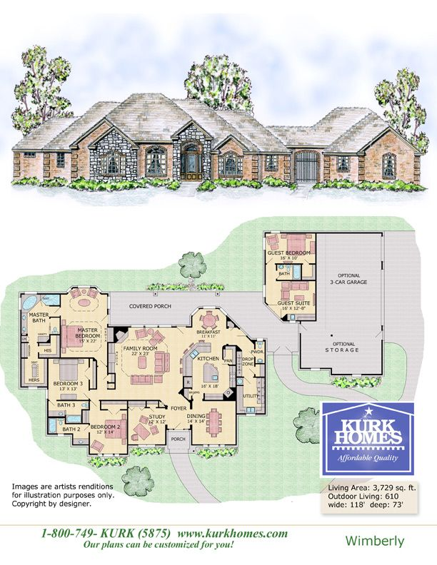1000 ideas about texas house plans on pinterest house for Extended family house plans
