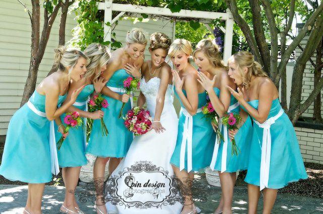 brides maid color!