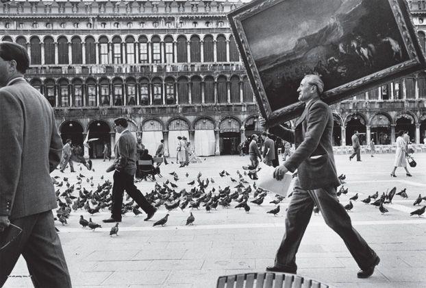 Georg Oddner, Venice 1957