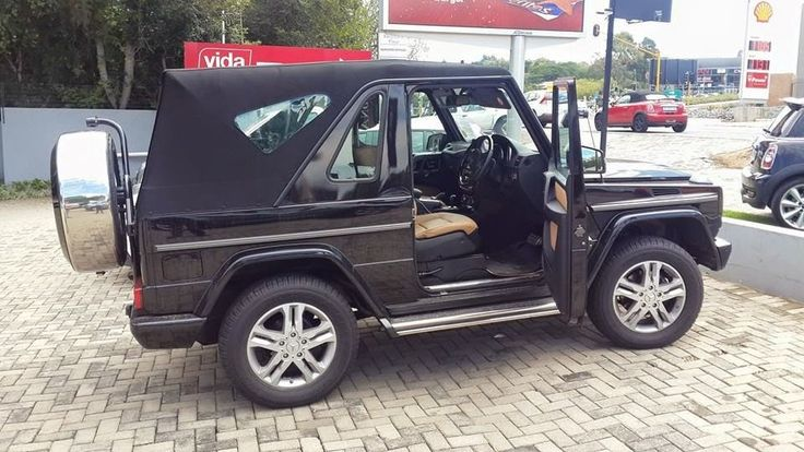 This Mercedes-Benz G500 Cabriolet Is The Only RHD One In The World And It Is In South Africa | Zero 2 Turbo