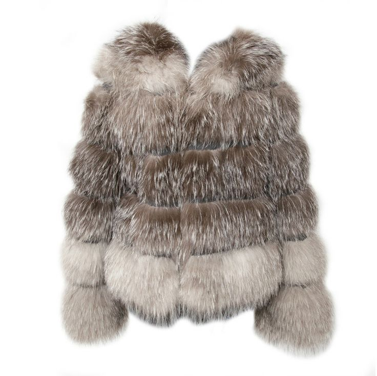 Céline Grey Fur Jacket   From a collection of rare vintage coats and outerwear at http://www.1stdibs.com/fashion/clothing/coats-outerwear/