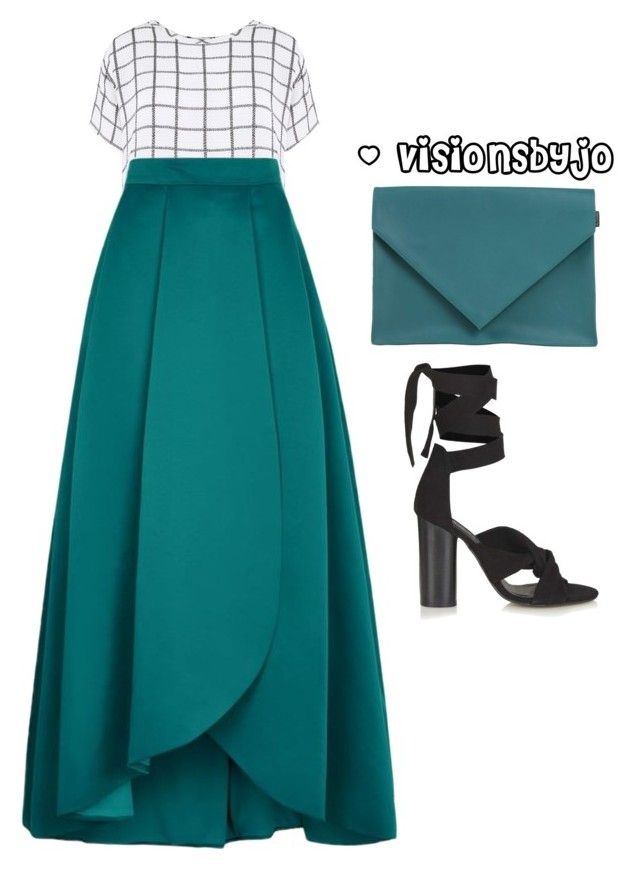 """""""Untitled #1184"""" by visionsbyjo ❤ liked on Polyvore featuring Myne, Pinko, La Cartella and Topshop"""