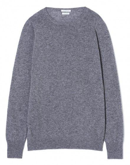 Pullover in lana - MAGLIE GIROCOLLO - MAGLIE E MAGLIONI - DONNA