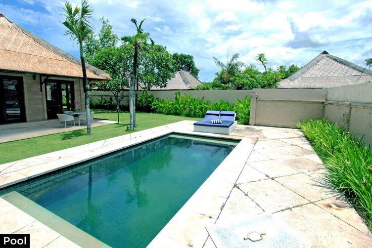 Pool • PRIVATE POOL VILLA ON SANUR, BALI • FOR SALE • 800m2 land area • 2 Bedroom villa with private pool • Gated estate with expatriate villas • 24 hours security • 500 metres from bypass Sanur • 25 years leasehold • For Enquiries: (+62) 0819 9941 1123 • Email: info@villakambojasanur.com