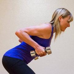 Arm, Back, and Shoulder Workout