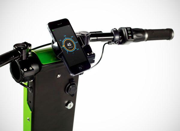 Rover: razendsnelle elektrische scooter - Freshgadgets.nl