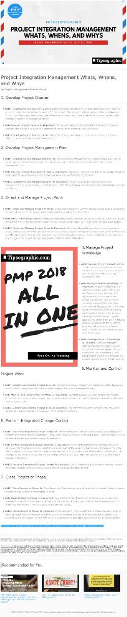 Read more on Tipsographic.com →  PROJECT MANAGEMENT news, analysis, blogs, tools | AGILE | PMP certification free online training | PROJECT MANAGEMENT software reviews
