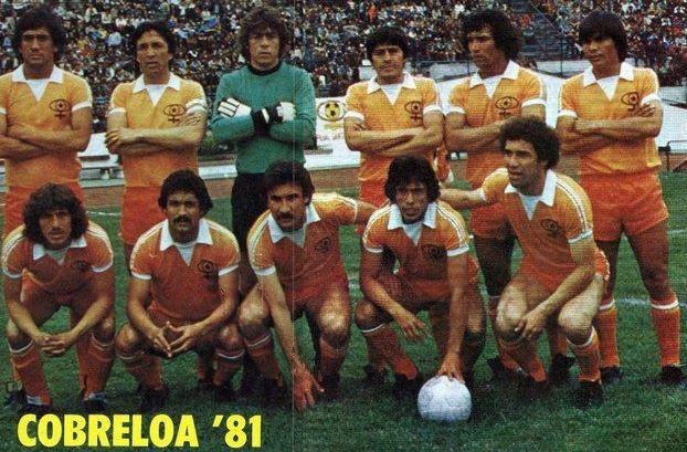 Cobreloa 1981