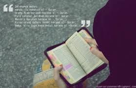 fill your time to read Quran