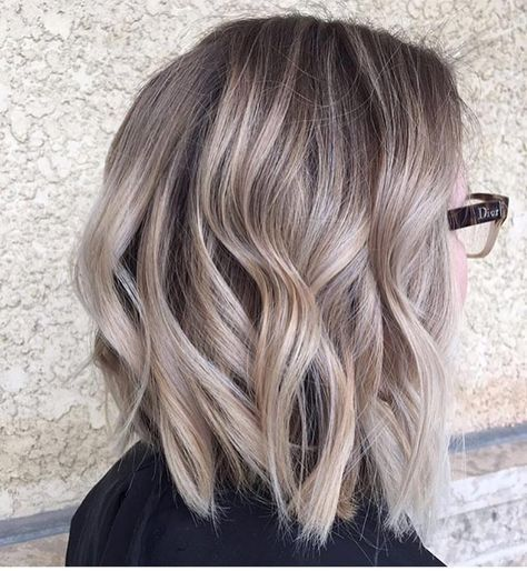 10 Balayage Ombre Hair Types for Shoulder Size Hair, Ladies Haircut 2019