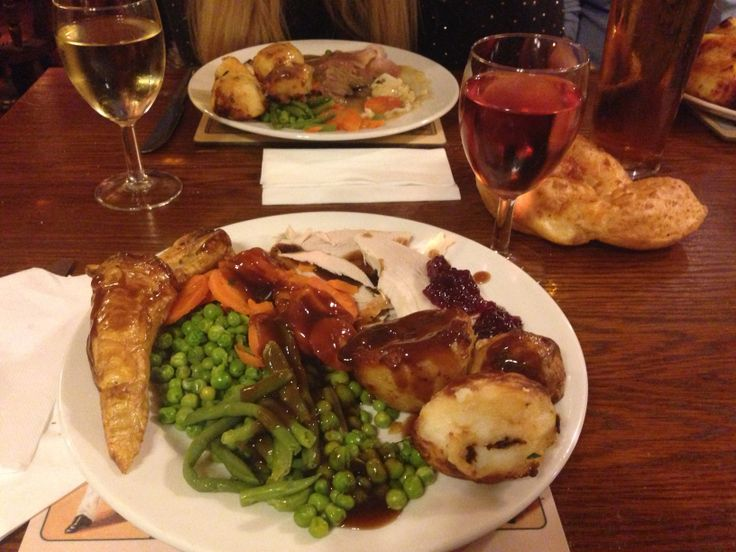 Toby Carvery Thanksgiving Turkey Dinner Come Dine With