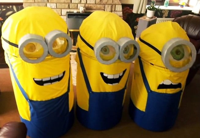 Bee-Do, Bee-Do! 5 Awesome DIY Minion Halloween Costumes from ...