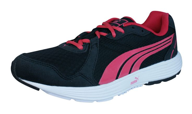 Puma Descendant V2 Womens Running Sneakers / Sports Shoes - Black
