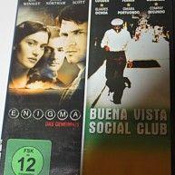 Enigma Das Geheimnis & Buena Vista Social Club - DVD gebraucht aber wie neu