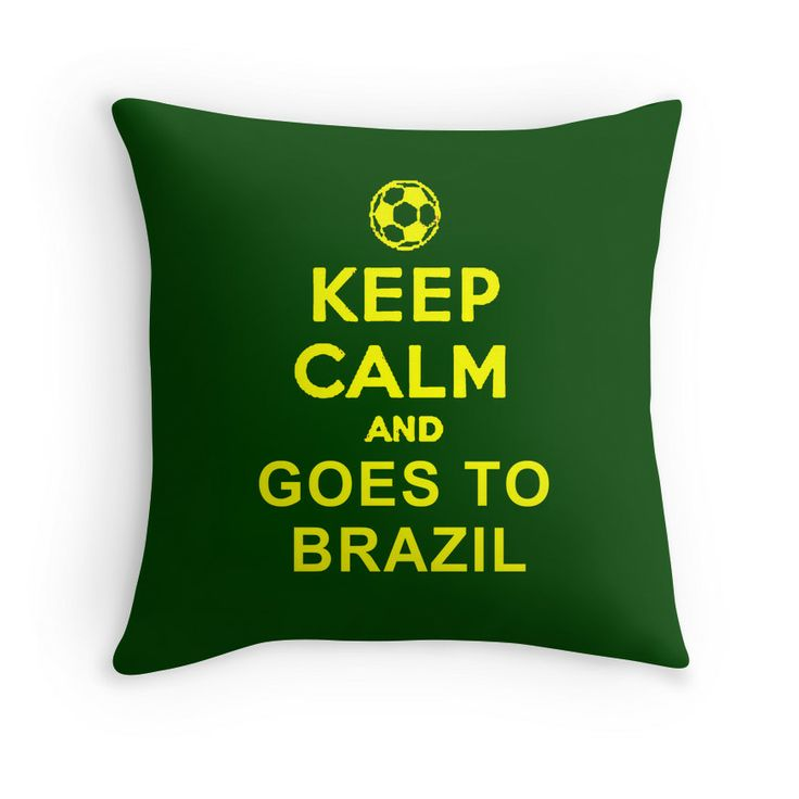 KEEP CALM AND GOES TO BRAZIL, WORLD CUP 2014