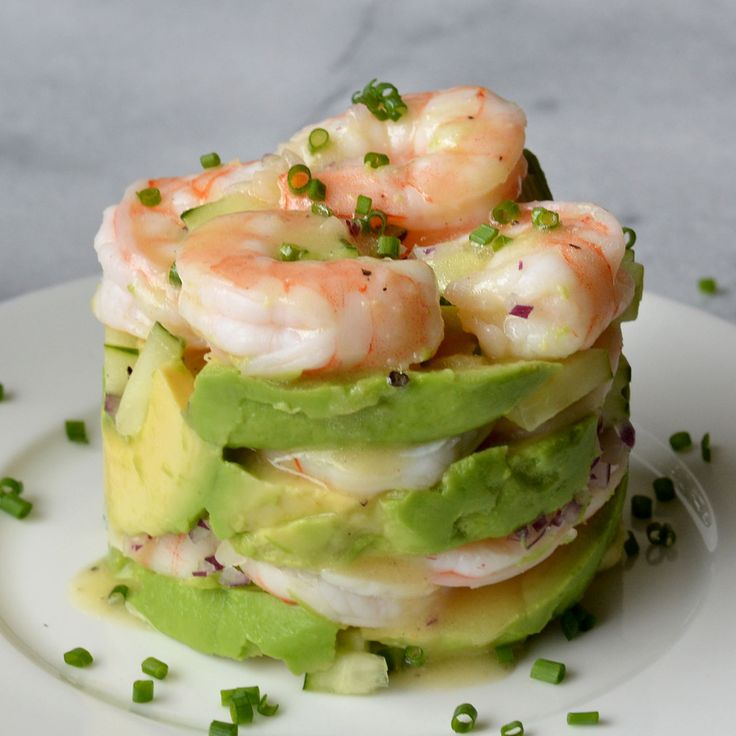 stacked salad | Tango Mango