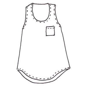 Wiksten Tank Sewing Pattern: Patterns Downloads, Tanks Tops Patterns, Tank Tops, Tanks Tops Dresses, Wiksten Tanks, Tanks Patterns, Dresses Sewing Patterns, Tanks Downloads, Tanks Sewing