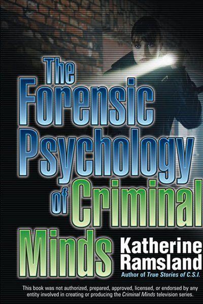 The Forensic Psychology Of Criminal Minds $14.06