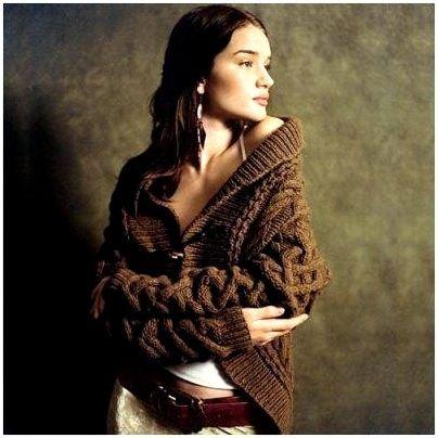 pletení pletení schéma