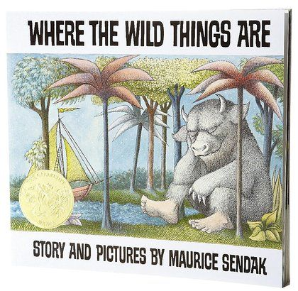 Where the Wild Things Are - Free Shipping