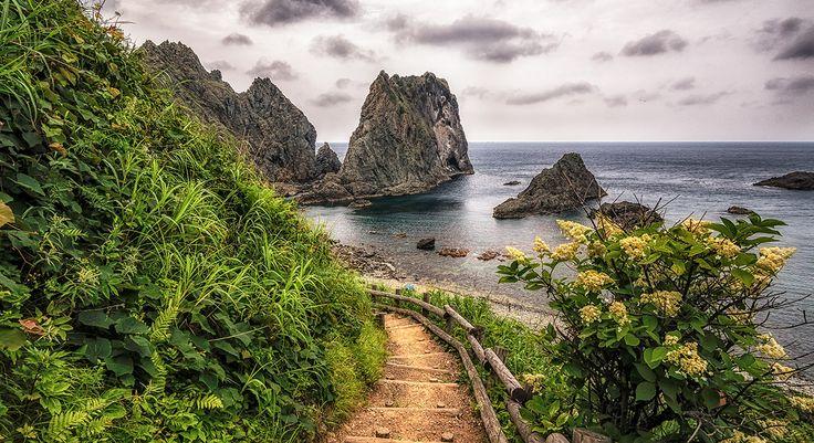 Hokkaido Island, Japan