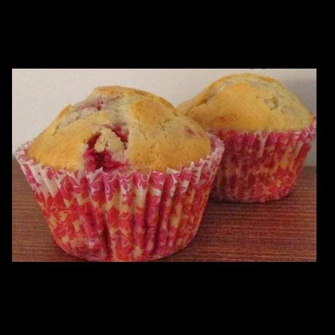 Recipe Raspberry Coconut Muffins by theroadtolovingmythermomix - Recipe of category Baking - sweet