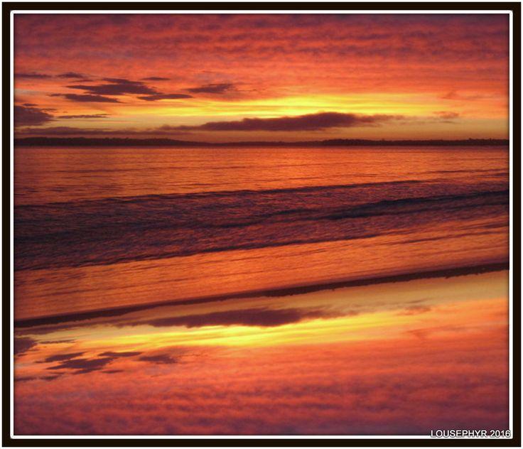 Mirrored Dawn by lousephyr.deviantart.com on @DeviantArt