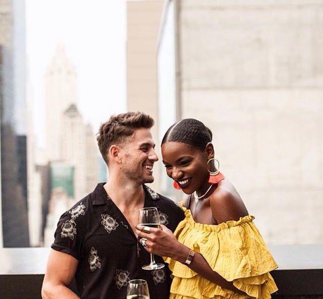 gemischte Leute dating