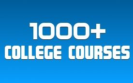 1000+ Free College Courses Online (Video Tutorials)  Hi, this is huge collection of 1000+ free courses online for more than 25+ subjects of your interest. Every course has full length video tutorials/lectures, some of them have assignments, lecture notes and Quizzes as well. Courses are from Ivy League universities and best colleges like MIT, Yale, UC Berkeley, NPTEL, Harvard, Stanford, McGill etc... and some are from individuals like Khan Academy and Patric Dixon.
