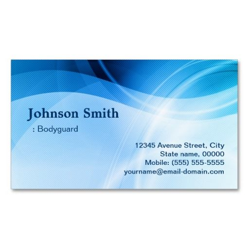 1000 images about bodyguard business cards on pinterest for Bodyguard business cards