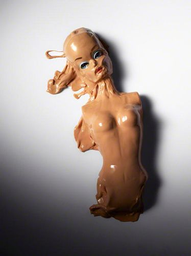 Horacio salinas I'm loving these melted objects de art.