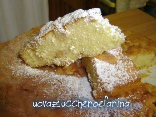 Torta+di+pinoli,+ricetta+dolce+semplice