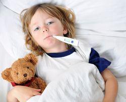 Allô docteur, mon enfant est malade!
