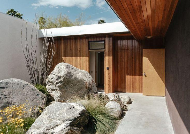 Richard Neutra. Kaufmann House #8