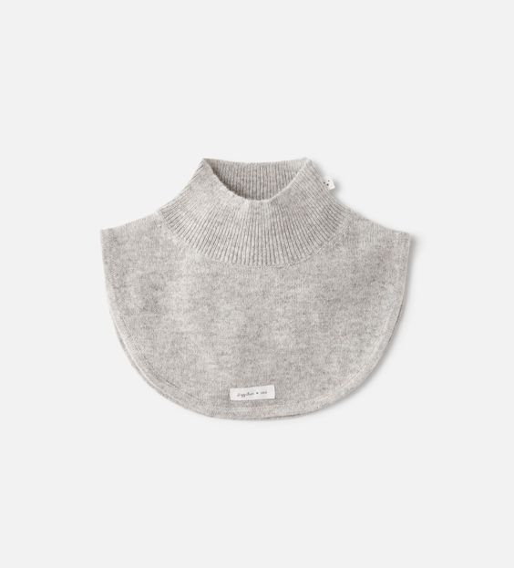 Collar - Grey via Siggilou. Click on the image to see more!
