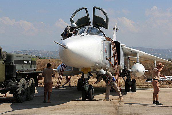 Самолеты коалиции залетали в пространство российской базы в Сирии — Российская газета