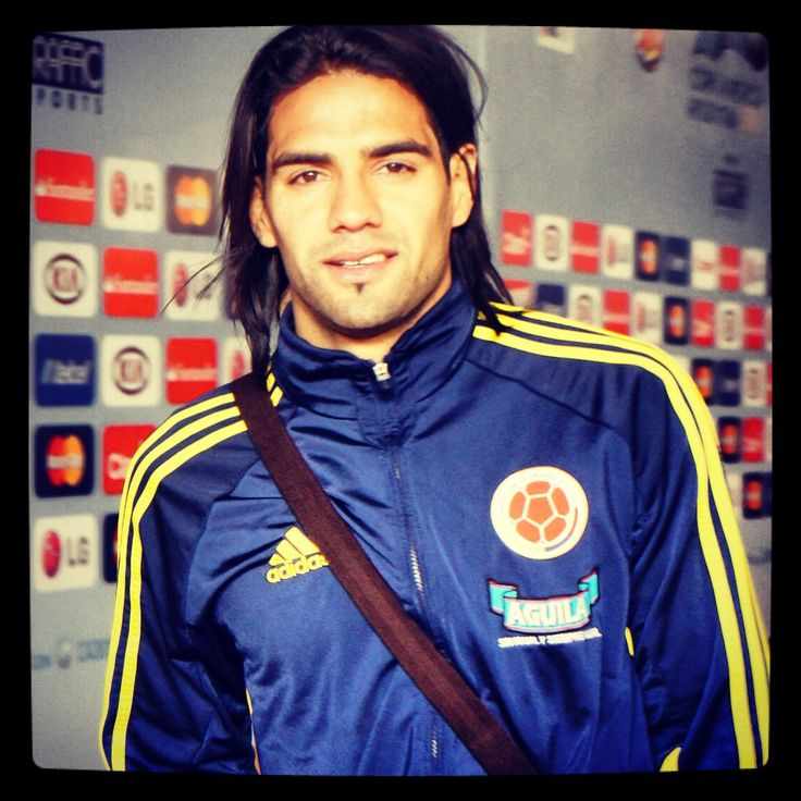 Radamel Falcao García. Copa América Argentina 2011.