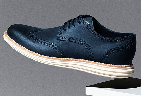 how to clean cole haan leather shoes